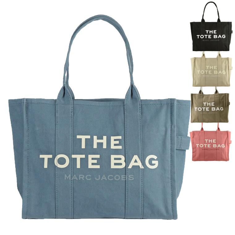 MARC JACOBS マークジェイコブス トートバッグ ギフト 数量は多 m0016156 鞄 A4 大容量 旅行 通勤 ファッション ブランド 送料無料 おしゃれ コットン レディース 通学 オシャレ 可愛い かわいい