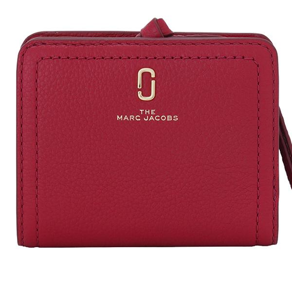 MARC JACOBS マークジェイコブス 二つ折り財布 アウトレット m0015122-601 新作 大人気 オシャレ 即日出荷 ファッション かわいい おしゃれ 可愛い 送料無料