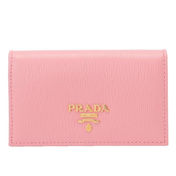 プラダ PRADA ショップ袋付き カードケース 名刺入れ 1mc122vim1-peta-zz