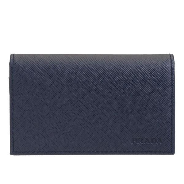 プラダ 名刺入れ 毎日続々入荷 カードケース メンズ PRADA 公式 ショップ袋付き アウトレット 2mc122saf1-balt-zz ケース item715 ブランド 本革 送料無料 2021AW おしゃれ かっこいい オシャレ ファッション