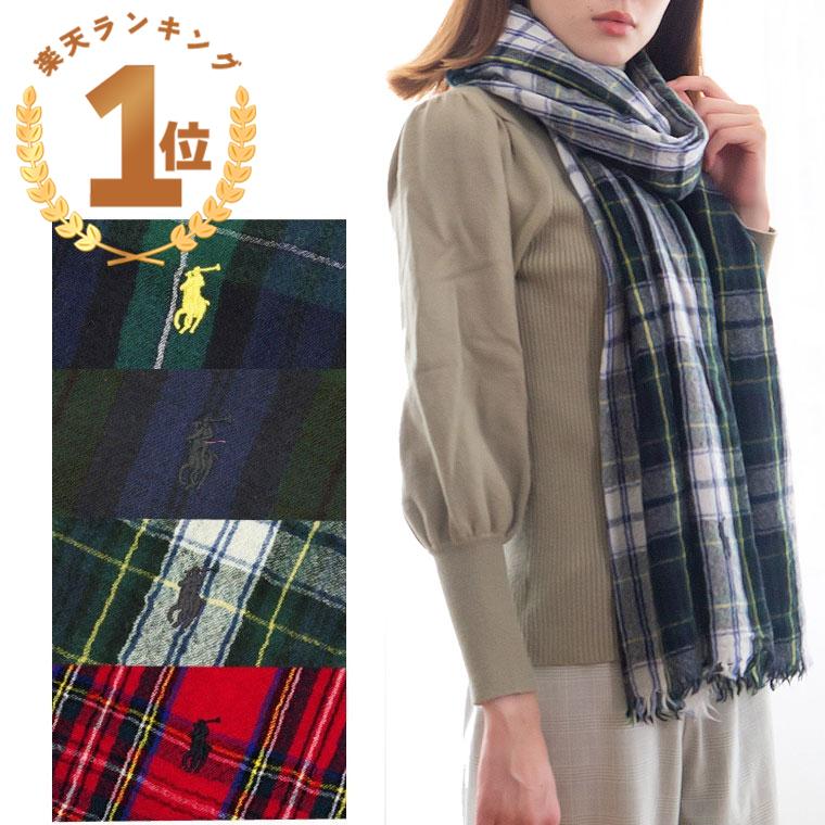 Polo Ralph Lauren ポロ ラルフローレン レディース メンズ キッズ カジュアル おしゃれ オシャレ スカーフ ブランド ストア 大判 送料無料 2021AW pc0255 マフラー ファッション ストール かっこいい チェック 激安通販ショッピング 格子柄