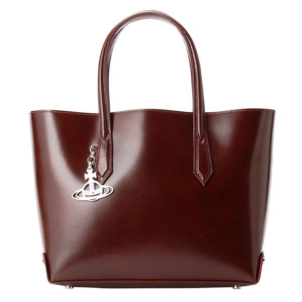 ヴィヴィアン・ウエストウッド トートバッグ Vivienne Westwood 42010002-brown セール