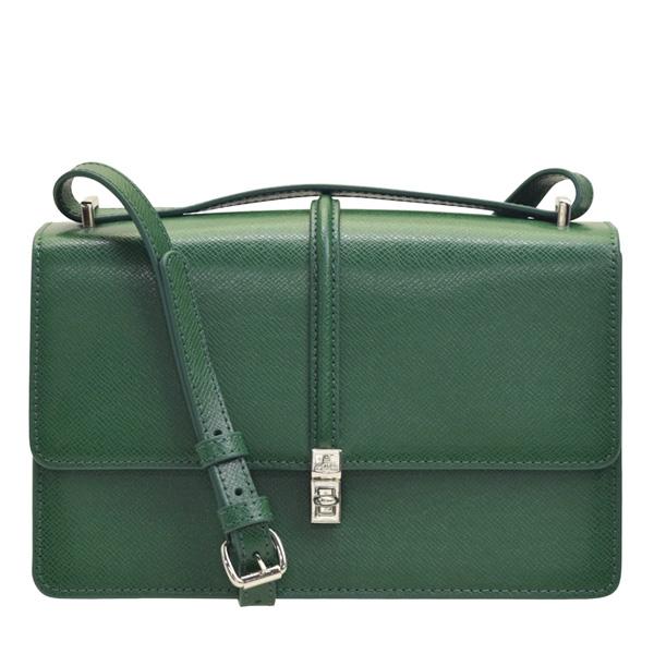 ヴィヴィアン・ウエストウッド Vivienne Westwood 斜めがけショルダーバッグ 43030032-green | バッグ バック かばん 鞄 通勤 肩掛け 斜め掛け レディース かわいい 可愛い オシャレ おしゃれ ブランド 本革