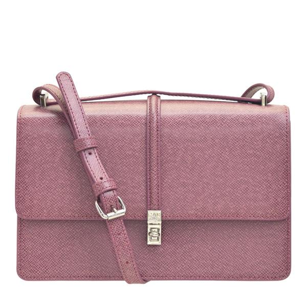 ヴィヴィアン・ウエストウッド Vivienne Westwood 斜めがけショルダーバッグ 43030032-pink | バッグ バック かばん 鞄 通勤 肩掛け 斜め掛け レディース かわいい 可愛い オシャレ おしゃれ ブランド 本革 レザー 春 令和 記念