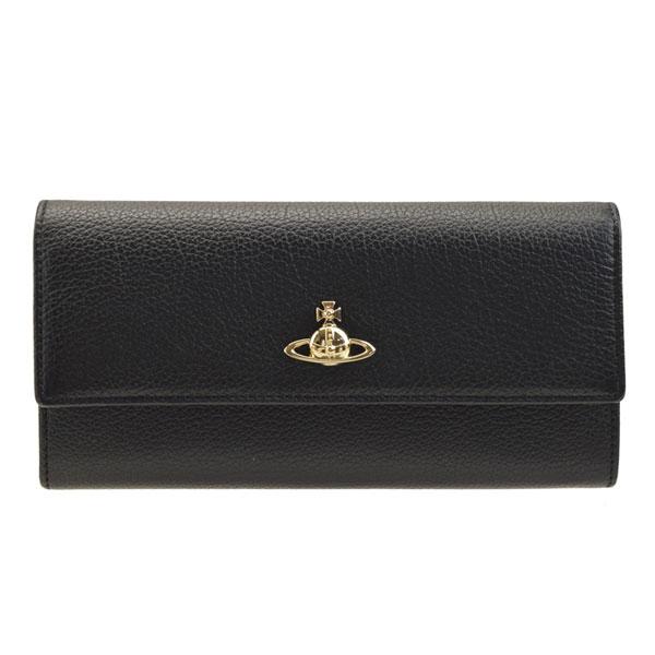 ヴィヴィアン・ウエストウッド Vivienne Westwood 二つ折り長財布 51060022-40212 | ウォレット サイフ さいふ 財布 カード入れ 多い レディース かわいい 可愛い 大人可愛い 使いやすい オシャレ おしゃれ ブランド 本革 秋