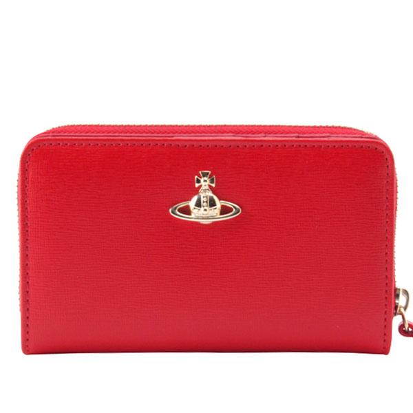 ヴィヴィアン・ウエストウッド 小銭入れ コインケース カードケース Vivienne Westwood 51080002-red セール