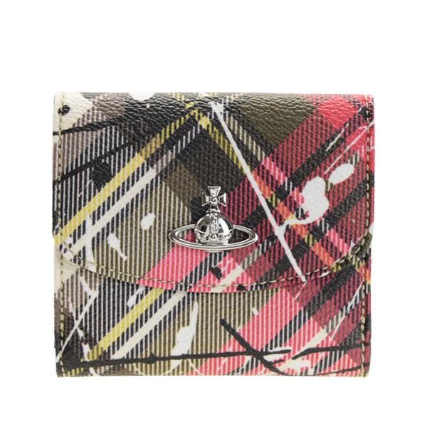 日本初の ヴィヴィアン・ウエストウッド Vivienne Westwood 二つ折り財布 チェック 51150003-snewexh   ウォレット サイフ さいふ 財布 ブランド財布 コンパクト レディース かわいい 可愛い オシャレ おしゃれ 使いやすい ブランド, ジュエリーコタニ d9bc302b