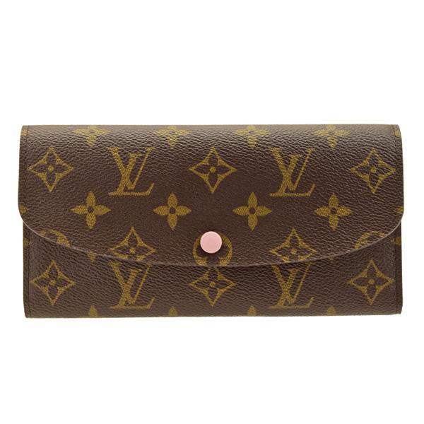 ルイヴィトン LOUIS VUITTON ショップ袋付き 二つ折り長財布 m61289 | サイフ さいふ 財布 ブランド財布 ファスナー 小銭入れ カード入れ 多い レディース 大人可愛い 使いやすい オシャレ ブランド ルイ ヴィトン ルイビトン