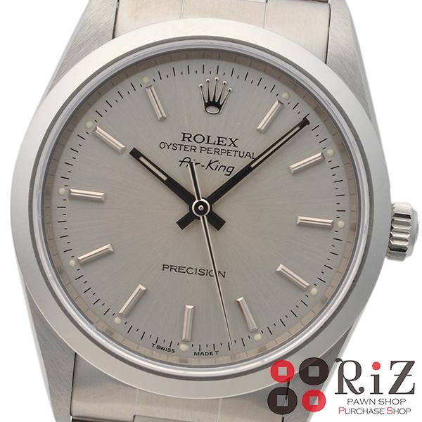 new styles 697e1 73aee A:良好品 14000 Silver メンズ 自動巻き 時計 ...