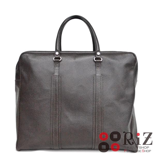 【中古】 BALENCIAGA (バレンシアガ) ブリーフケース バッグ ビジネスバッグ/ブリーフケース Brown 321590 A:良好品