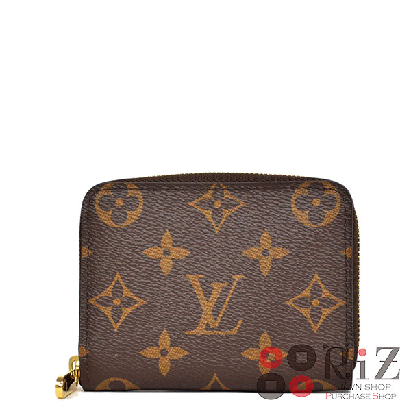 caccfc494453 【】LOUISVUITTON(ルイヴィトン)ジッピー・コインパース財布小銭入れ/コイン ...