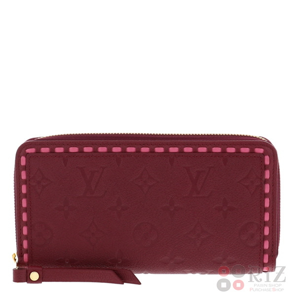 231c50d94e49 【】 LOUIS VUITTON (ルイヴィトン) ジッピー・ウォレット 財布 長財布(小銭入有) レザン M64803 used:B 即日発送  ラッピング無料 LOUIS VUITTON ヴィトン ジッピーウォレット M64803 ...