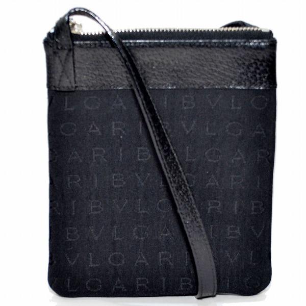 0578cda3f6e1 BVLGARI 【業者様必見】【中古】 (ブルガリ) used:A 22588 Black ...