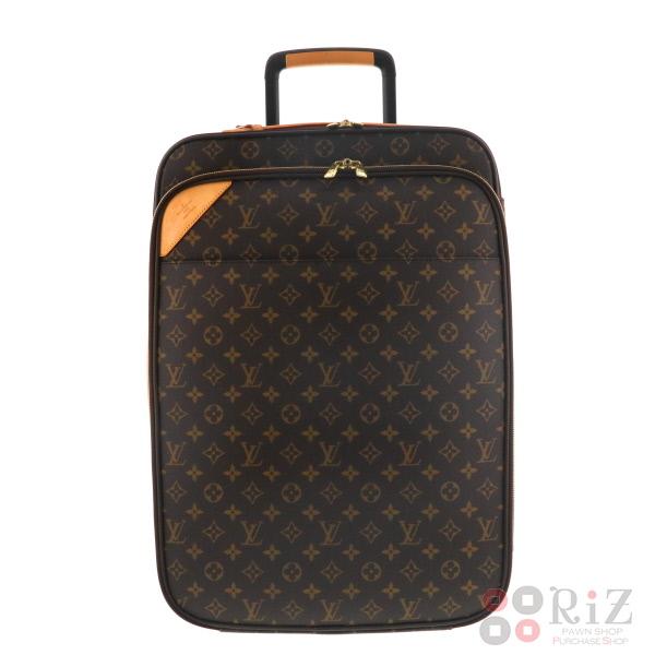 【中古】LOUIS VUITTON (ルイヴィトン) ペガス・レジェール バッグ キャリーバッグ/スーツケース Monogram M41226 used:A