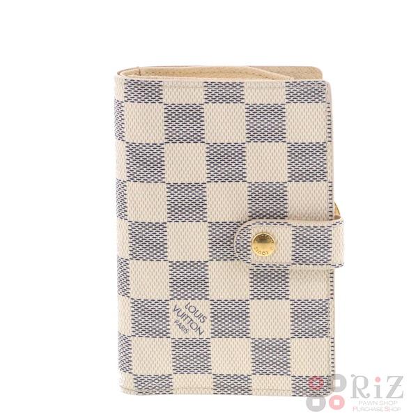【中古】 LOUIS VUITTON (ルイヴィトン) ポルトフォイユ・ビエヴィエノワ 財布 二つ折り財布(小銭入有)  N61676 used:A
