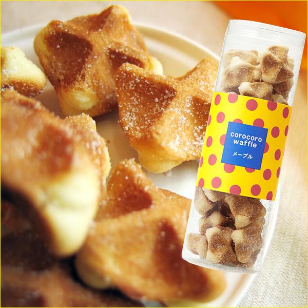日本(神戸)进口 华夫饼干枫糖口味 休闲零食小吃