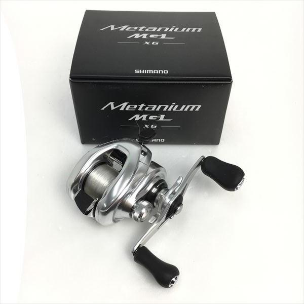☆☆【276】【中古】SHIMANO シマノ METANIUM メタニウム MGL XG 03534 ベイトリール