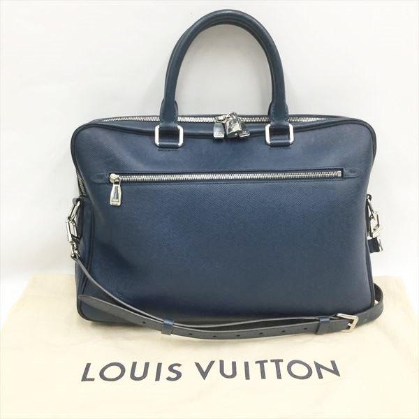 〇〇【中古】ルイヴィトン Louis Vuitton ビジネスバッグ タイガ PDB ポルトドキュマン ビジネスMM M32705