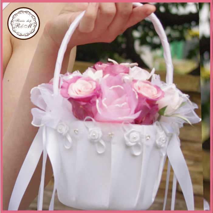 rmflower   Rakuten Global Market: Preserved flower basket bouquet ...