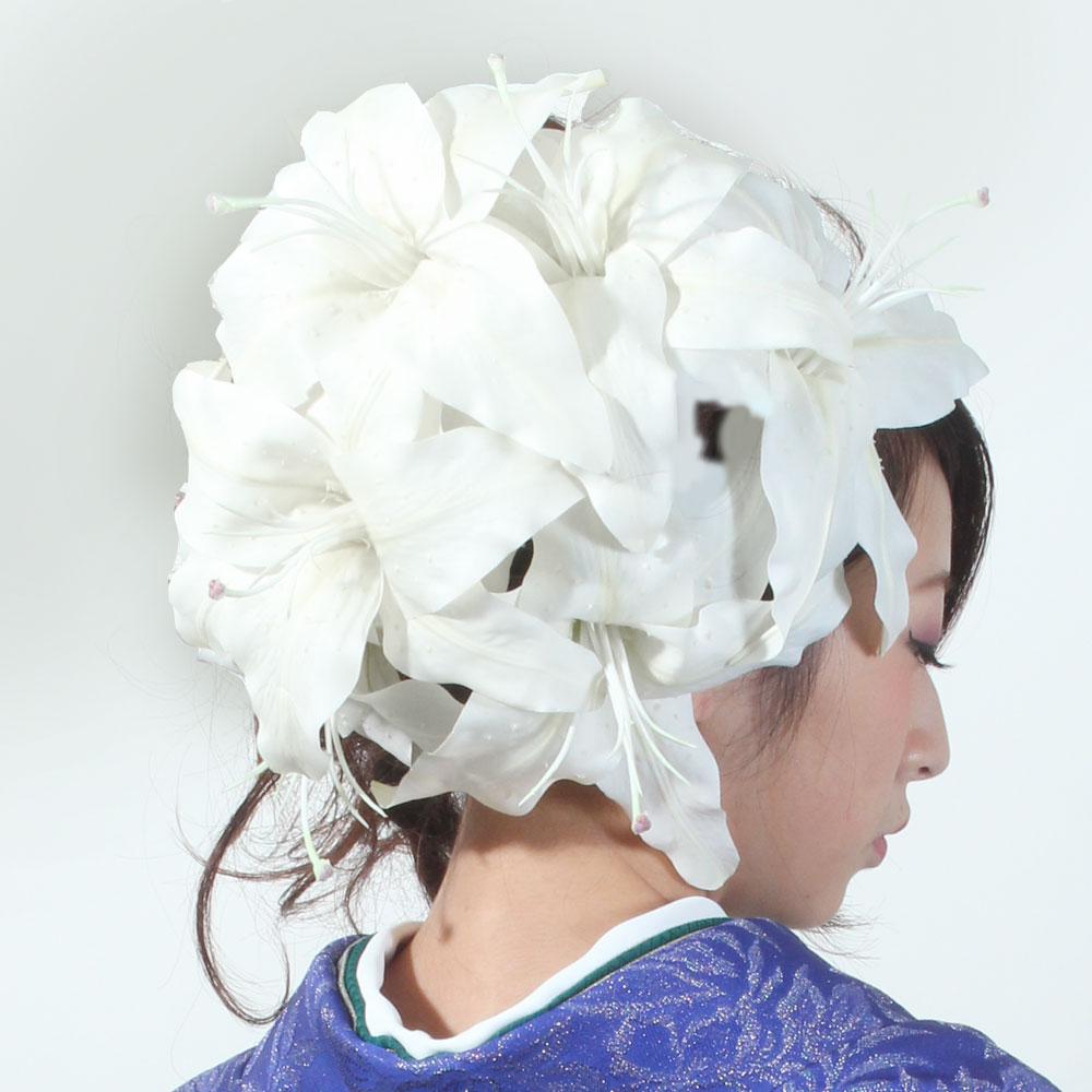 Rmflower Rakuten Global Market In Erika Style A Lily Headdress