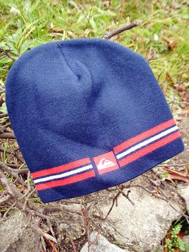 c88e58f18 Quicksilver line knit Cap