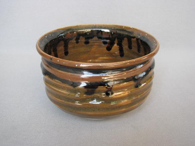 【瀬戸焼/せとやき/せともの/古陶器】【茶道具/水指/こぼし】古瀬戸大こぼし