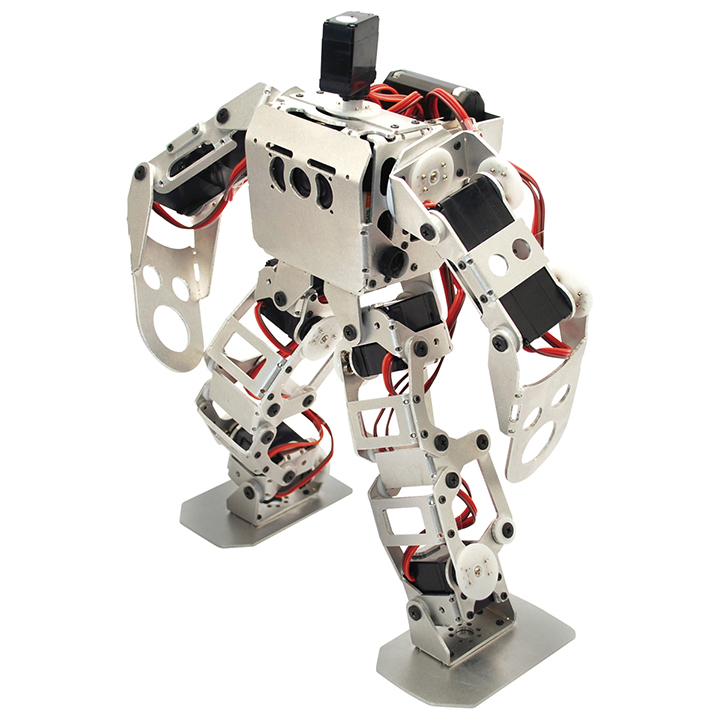 二足歩行ロボット Robovie-nano (組み立てキット版) [ラジコン] 【プレゼント包装可】