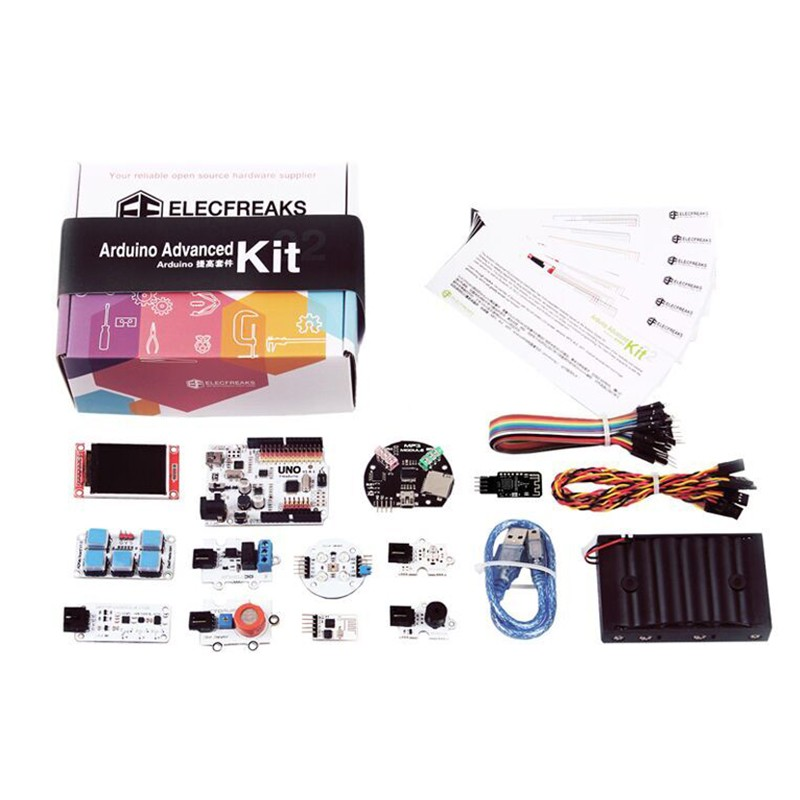 100%正規品 【Arduino関連】Arduino Advanced Kit Advanced Kit, ナカコマグン:4671ddaa --- canoncity.azurewebsites.net