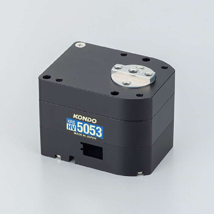 KRS-5053HV ICS H.C 6個セット 03183 年末年始大決算 サーボモータ ロボット ラジコン 商品追加値下げ在庫復活 近藤科学 KONDO