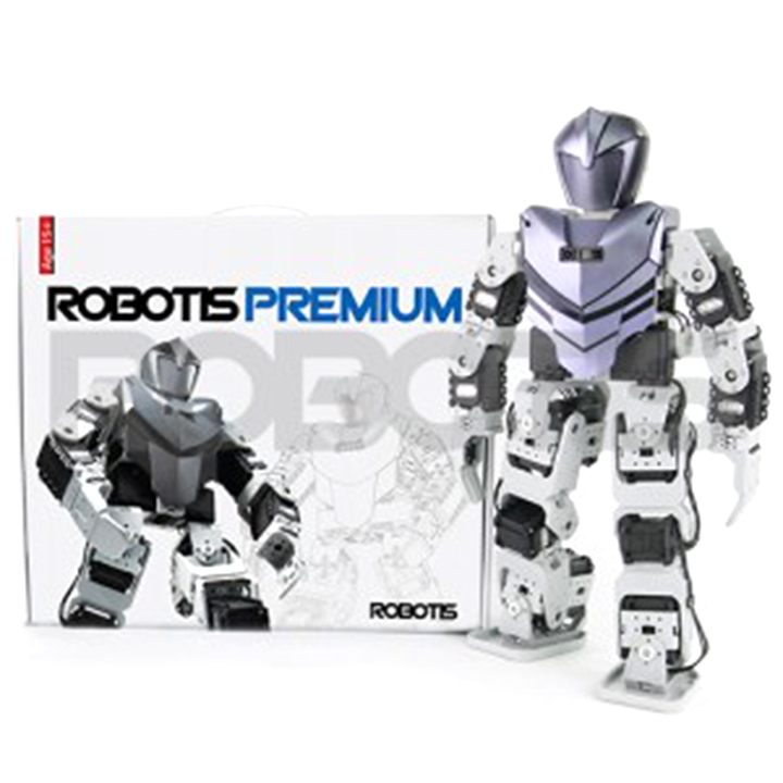 二足歩行ロボット バイオロイド プレミアムキット (BIOLOID Premium Kit) 【ROBOTIS ロボティス】