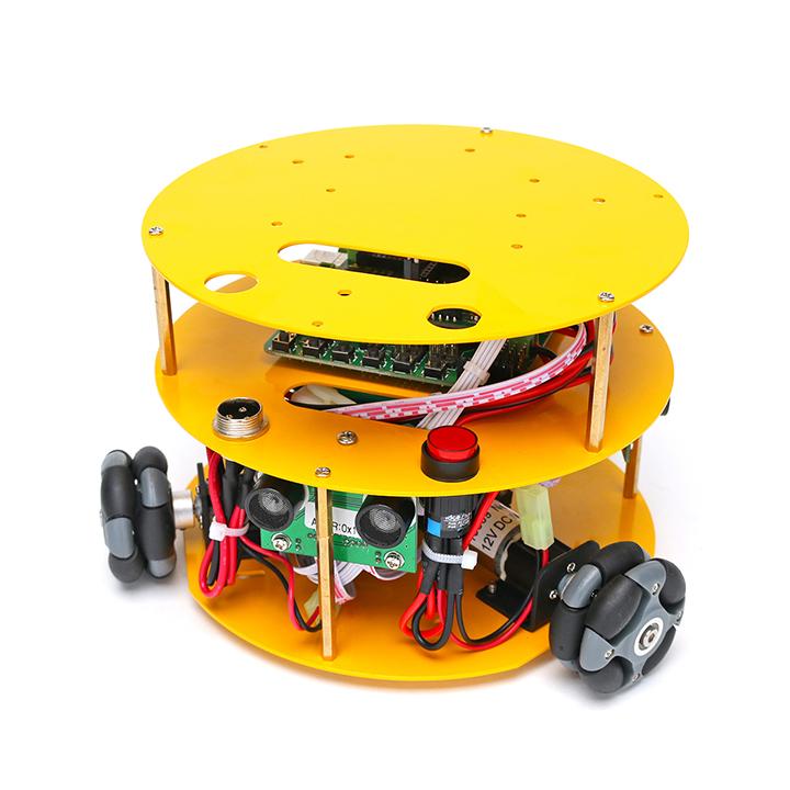 3WD48mmオムニホイールモバイルロボット (10019) [全方向移動台車]【NEXUS (10019) robot【NEXUS robot】】, 新庄村:39807b73 --- officewill.xsrv.jp