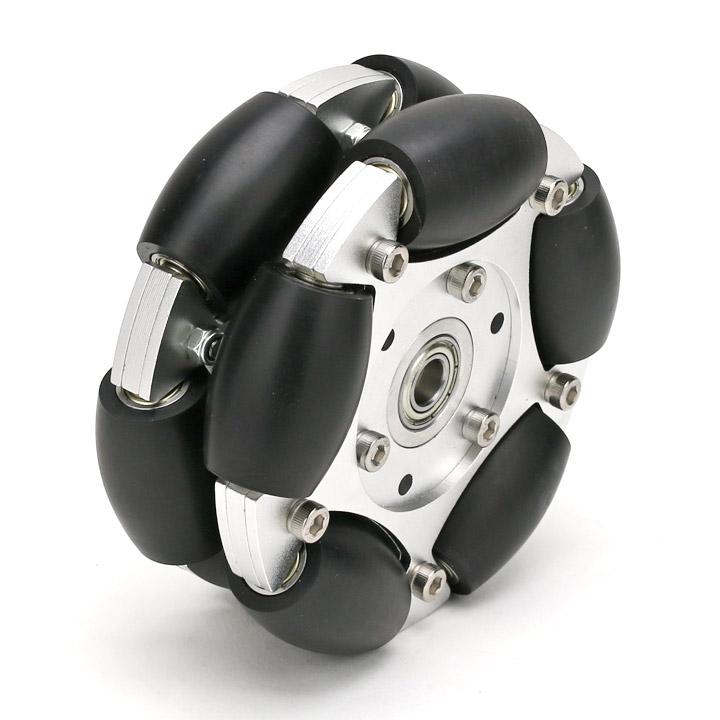127mmヘビー級アルミオムニホイール(ベアリングローラー) (14146) robot】【NEXUS robot (14146)【NEXUS】, エクステリアのなかむら商店:f363723f --- officewill.xsrv.jp