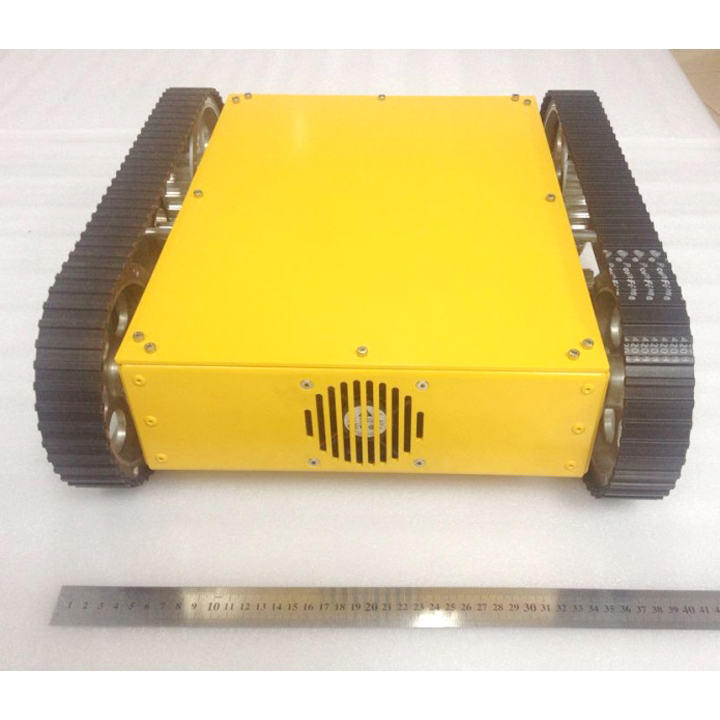 新型ヘビー級トラックモバイルタンクロボット (10023) [台車ロボット・研究開発] 【NEXUS robot】
