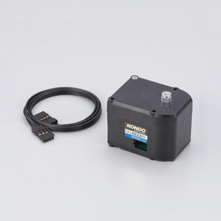 KRS-4033HV ICS 6個セット (03029) [サーボモータ ロボット ラジコン] 【近藤科学 KONDO】