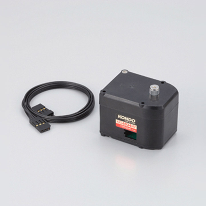 KRS-4034HV ICS 6個セット (03029) [サーボモータ ロボット ラジコン] 【近藤科学 KONDO】