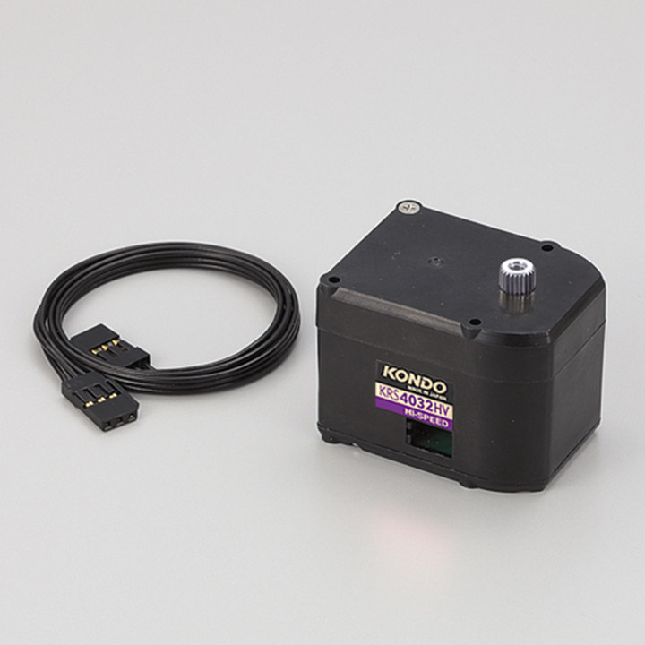 KRS-4032HV ICS 6個セット (03042) [サーボモータ ロボット] 【近藤科学 KONDO】
