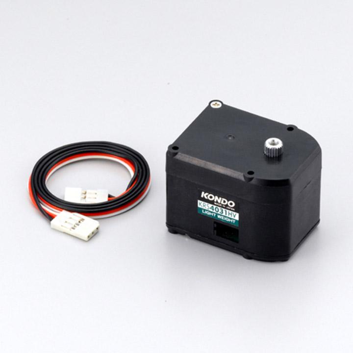 KRS-4031HV ICS 6個セット (03049) [サーボモータ ロボット ラジコン] 【近藤科学 KONDO】
