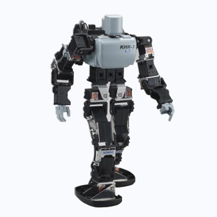 二足歩行ロボット KHR-3HV セレクトパック [03071] [ラジコン] 【近藤科学 KONDO】