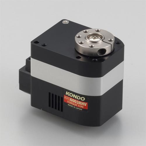 KRS-6003RHV ICS [サーボモータ ロボット ラジコン] 【近藤科学 KONDO】