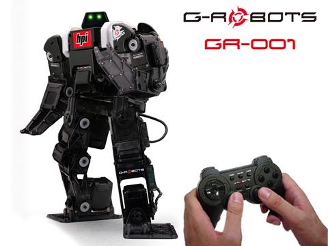 二足歩行ロボット G-ROBOTS(GR001) [ラジコン] 【HPI Japan HPIジャパン】 【プレゼント包装可】