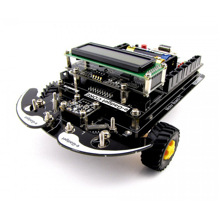 【ロボカップジュニア】 e-Gadget-TT (イー・ガジェット・TT) 【ダイセン電子工業】