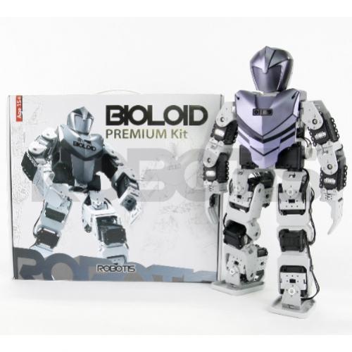 """Q two-legged walking robot """"bioroids premium Kit (BIOLOID Premium Kit)"""