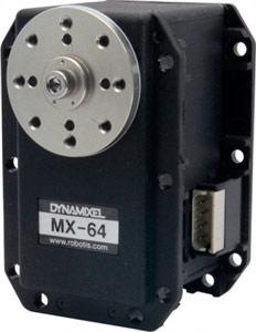 DYNAMIXEL MX-64R [サーボモータ ロボット ラジコン] 【ROBOTIS ロボティス】