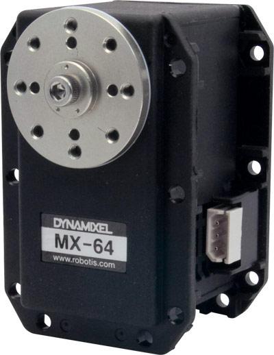 DYNAMIXEL MX-64T [サーボモータ ロボット ラジコン] 【ROBOTIS ロボティス】