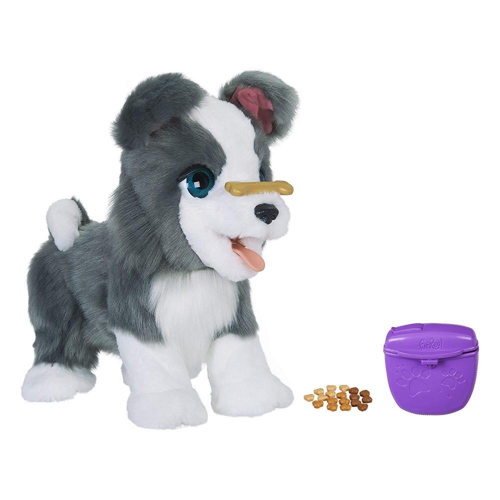FurReal 芸するリッキー - 愛する子犬ロボット玩具