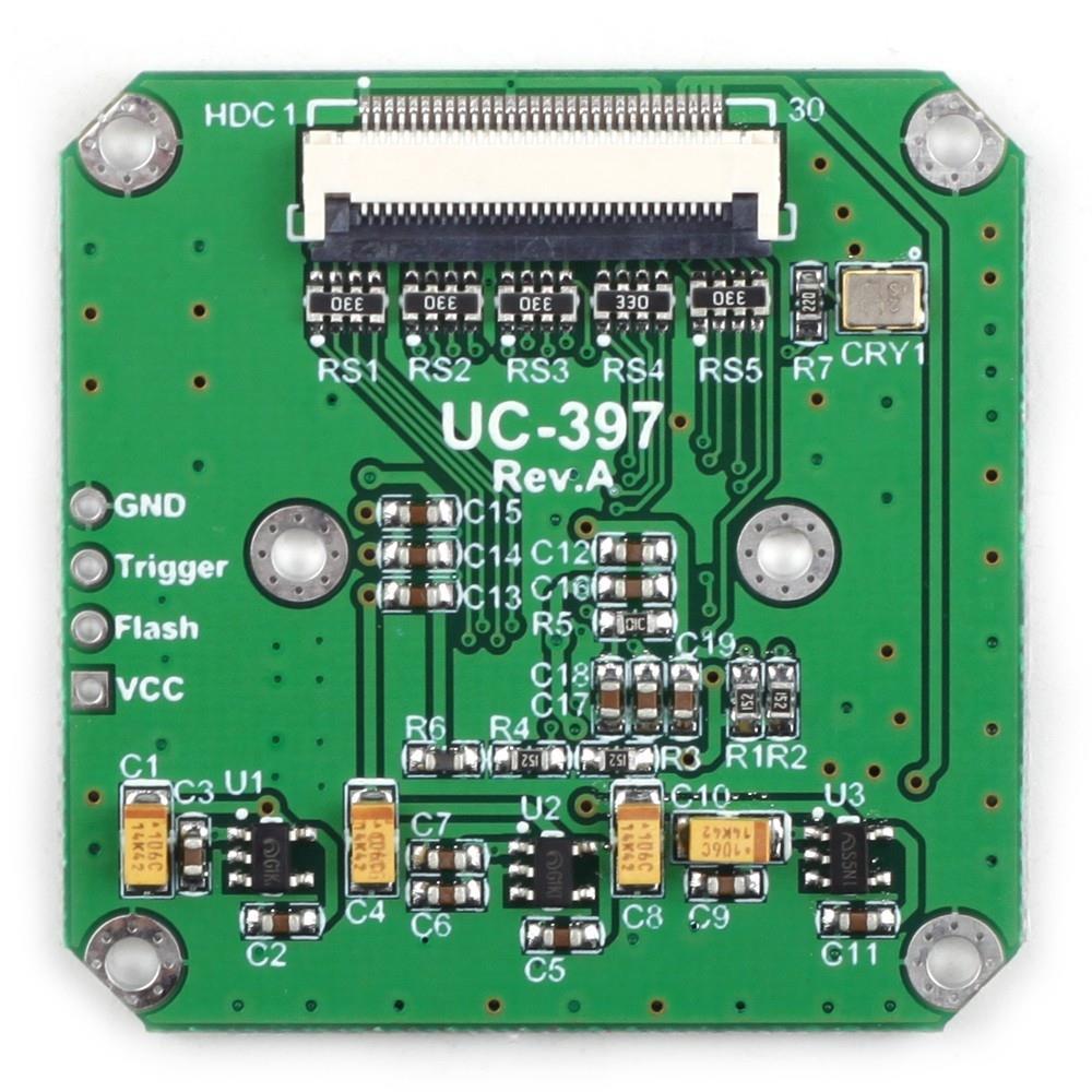 Arducam CMOS MT9F002 1 / 2.3インチ14MPカラーカメラモジュール