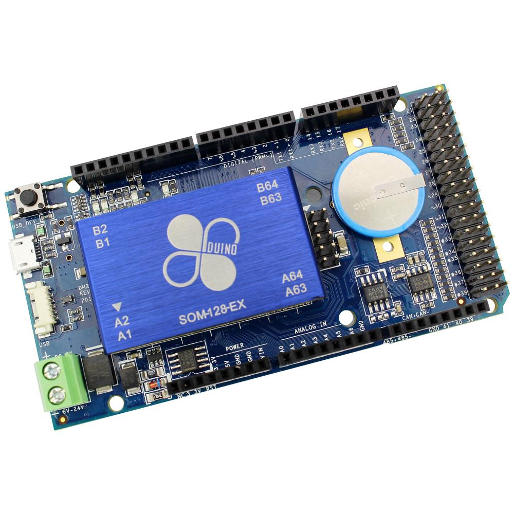 86Duino ONE Vortex86EX Arduino対応 マイクロコントローラ