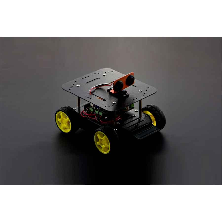 4WD Romeoモバイルプラットフォーム