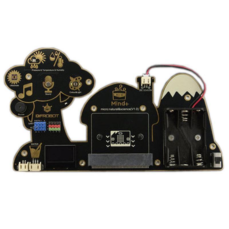 DFRobot micro:bit(V1.0)用環境サイエンスボード