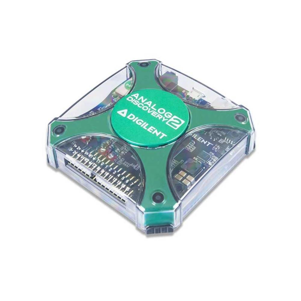 アナログディスカバリ2 USBオシロスコープ、ロジックアナライザおよび電源